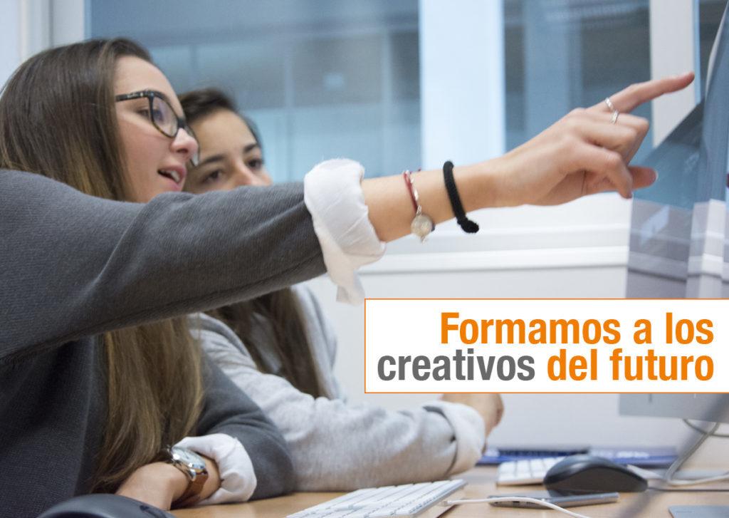 Formamos a los creativos del futuro